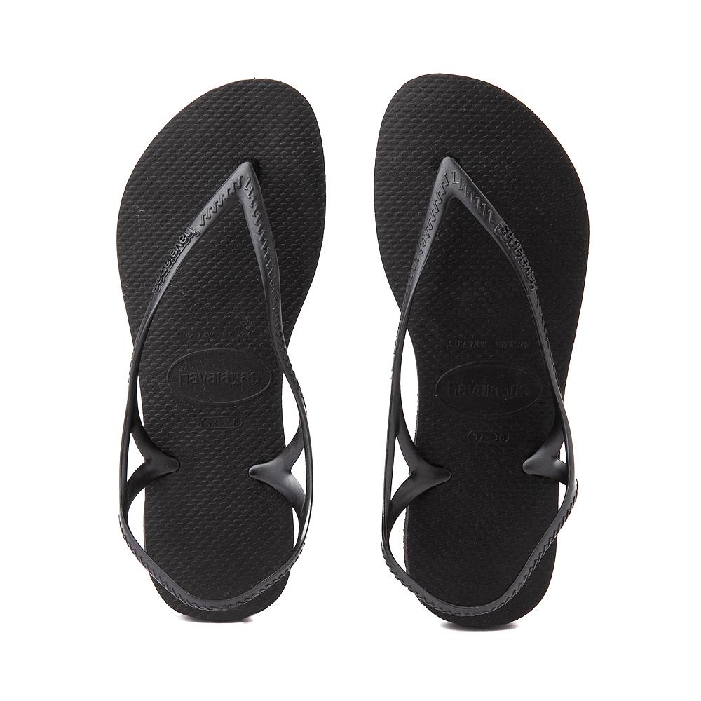 Womens Havaianas Sunny Sandal - Black