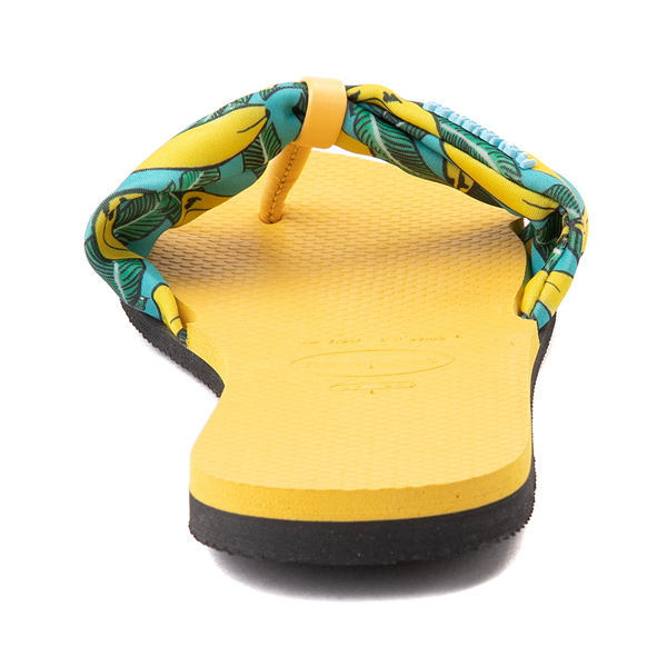 alternate view Womens Havaianas You St. Tropez Sandal - Gold YellowALT4