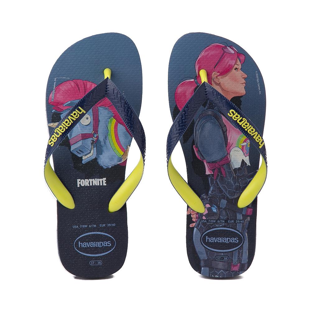 Havaianas Fortnite Top Sandal - Indigo Blue