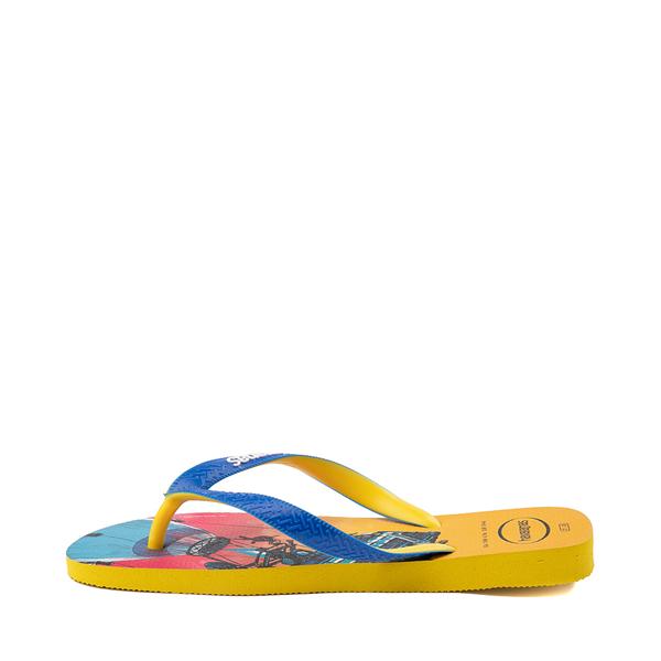 alternate view Havaianas Fortnite Top Sandal - Citrus YellowALT1B