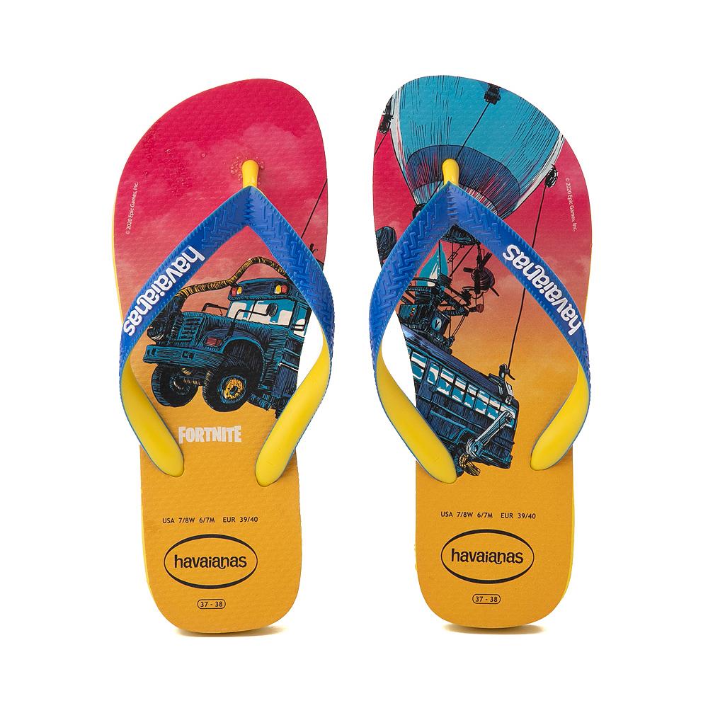 Havaianas Fortnite Top Sandal - Citrus Yellow