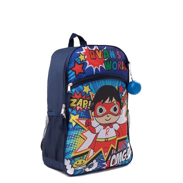 alternate view Ryan's World Backpack Set - Blue / MulticolorALT4B