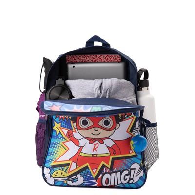 Alternate view of Ryan's World Backpack Set - Blue / Multicolor