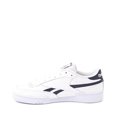 Alternate view of Mens Reebok Club C Revenge Athletic Shoe - White / Navy