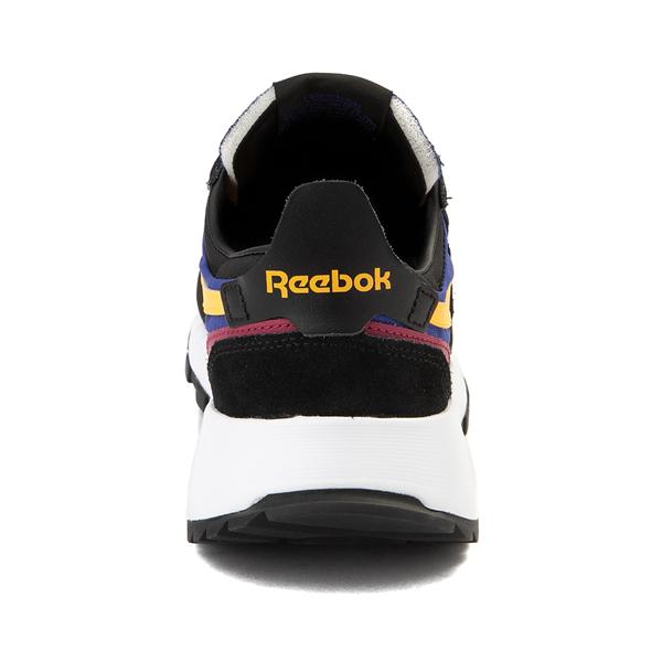 alternate view Mens Reebok Classic Legacy Athletic Shoe - Black / Collegiate Royal Blue / BerryALT4