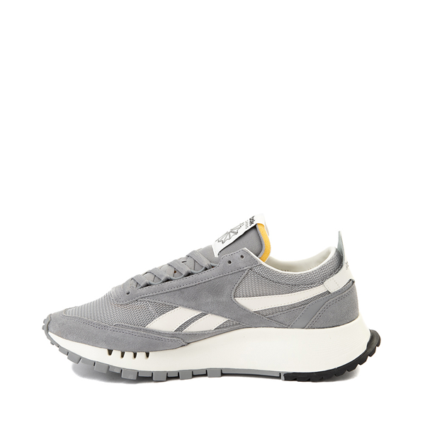 alternate view Mens Reebok Classic Legacy Athletic Shoe - Gray / ChalkALT1