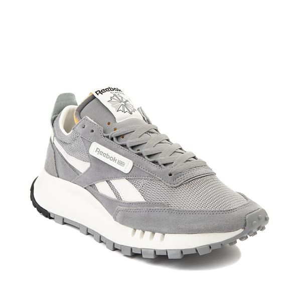 alternate view Mens Reebok Classic Legacy Athletic Shoe - Gray / ChalkALT5