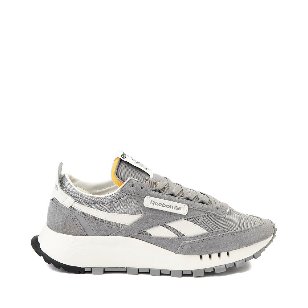 Mens Reebok Classic Legacy Athletic Shoe - Gray / Chalk