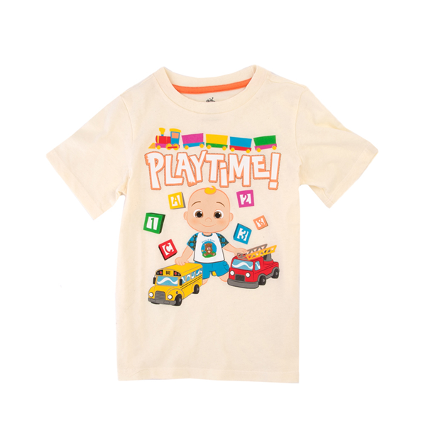 Main view of Cocomelon Tee - Toddler - White