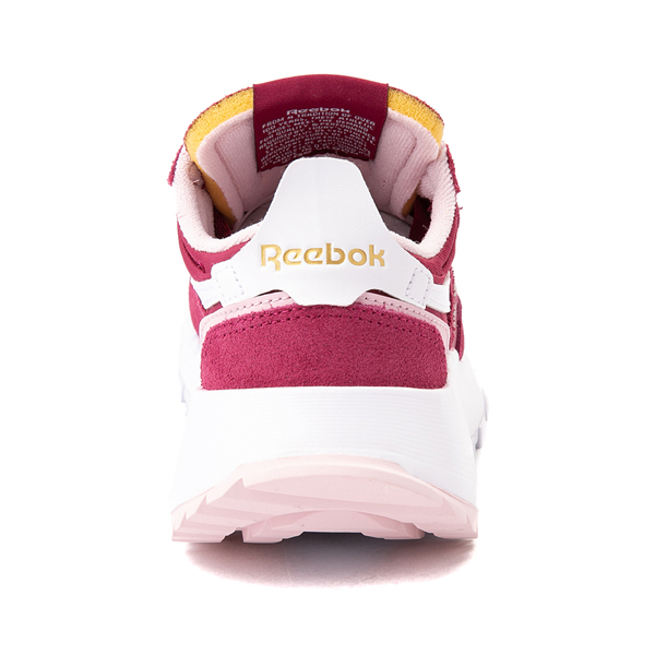 alternate view Womens Reebok Classic Legacy Athletic Shoe - RaspberryALT4