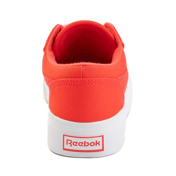 alternate view Reebok Club C Coast Athletic Shoe - CherryALT4