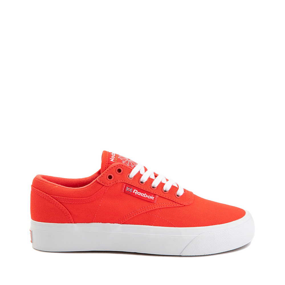 Reebok Club C Coast Athletic Shoe - Cherry