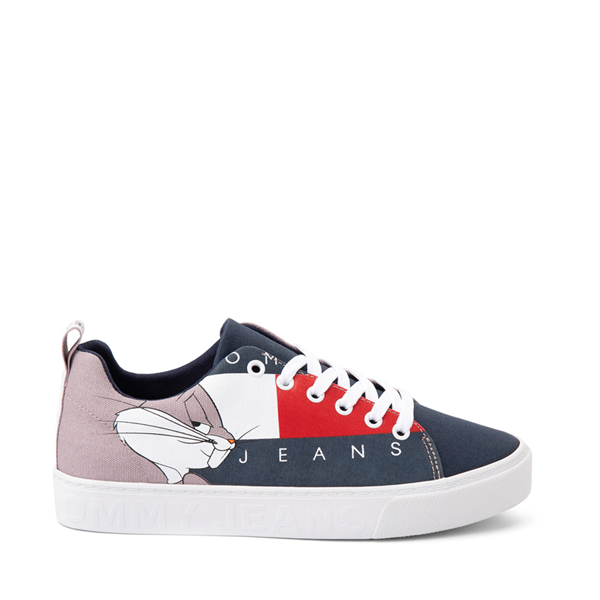 Womens Tommy Hilfiger Space Jam: A New Legacy x Tommy Jeans Bugs Bunny™ Sneaker - Navy