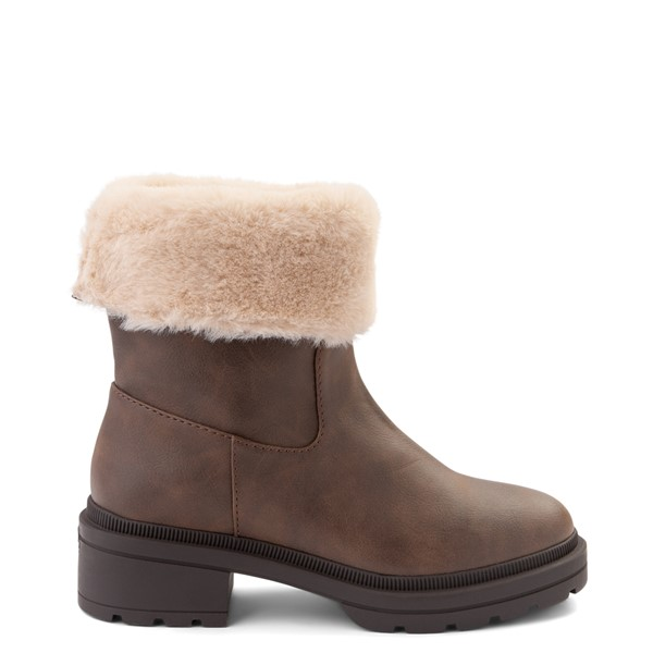 Main view of Womens Rocket Dog Idea Roll Down Boot - Brown