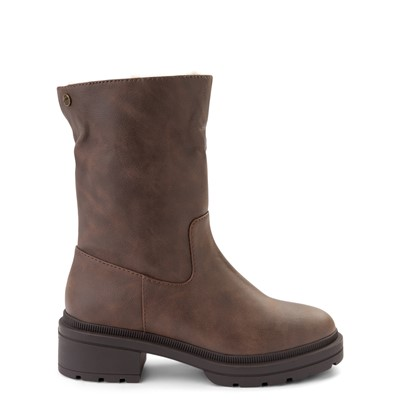 Alternate view of Womens Rocket Dog Idea Roll Down Boot - Brown