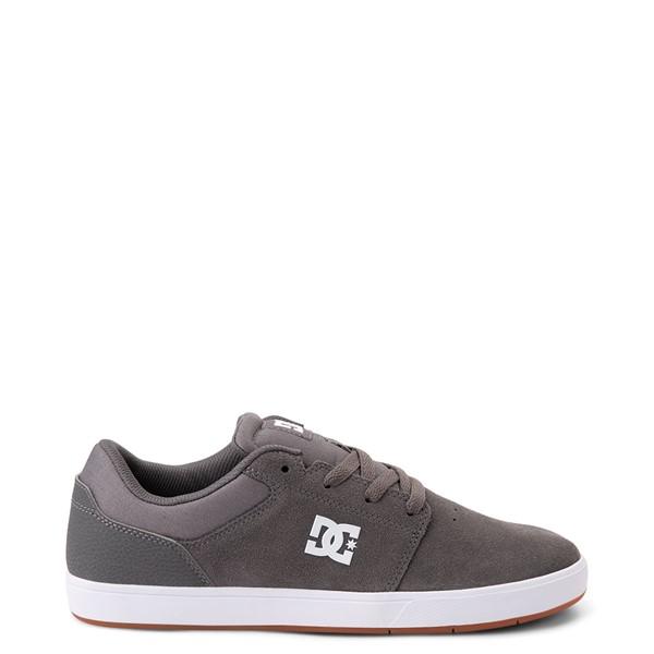 Mens DC Crisis 2 Skate Shoe - Gray