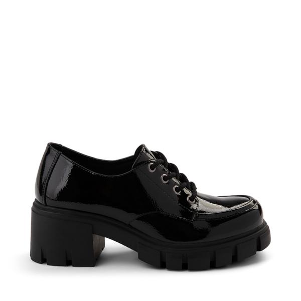 Womens Dirty Laundry Noyz Platform Casual Shoe - Black