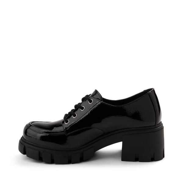 alternate view Womens Dirty Laundry Noyz Platform Casual Shoe - BlackALT1
