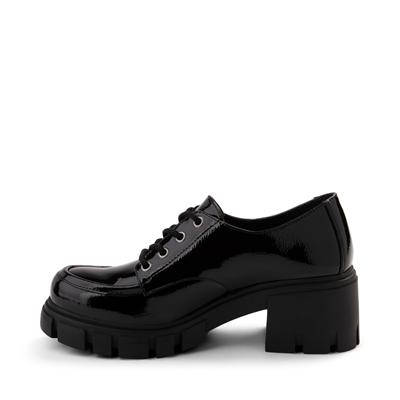 Alternate view of Womens Dirty Laundry Noyz Platform Casual Shoe - Black