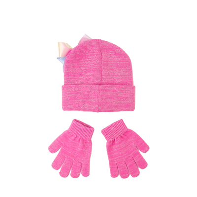Alternate view of JoJo Siwa™ Beanie Set - Little Kid - Pink