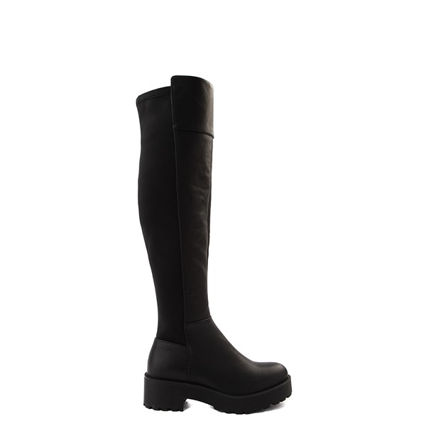 Womens Dirty Laundry Manifest Tall Boot - Black