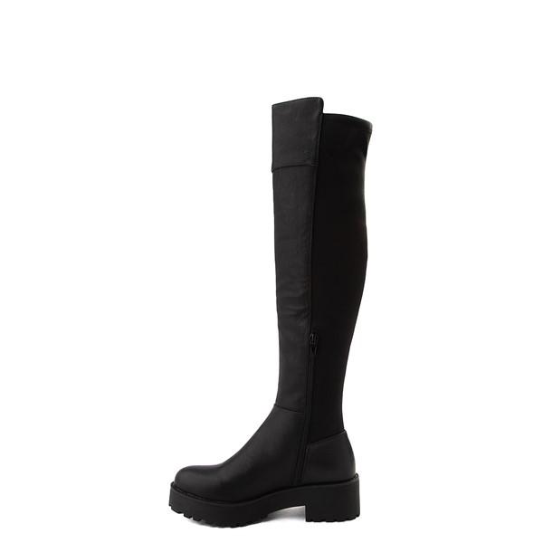 alternate view Womens Dirty Laundry Manifest Tall Boot - BlackALT1