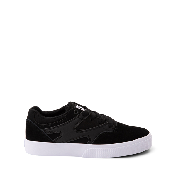 DC Kalis Vulc Skate Shoe - Little Kid / Big Kid - Black