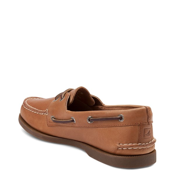 alternate view Mens Sperry Top-Sider Authentic Original Boat Shoe - TanALT2