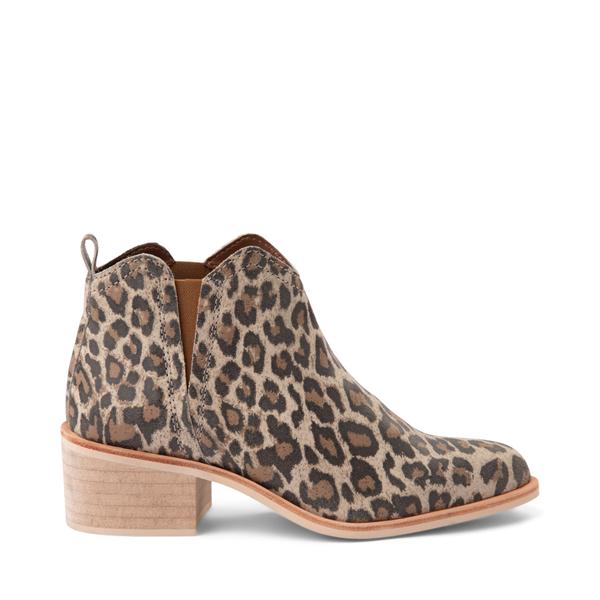 Main view of Womens Crevo Canna Boot - Leopard