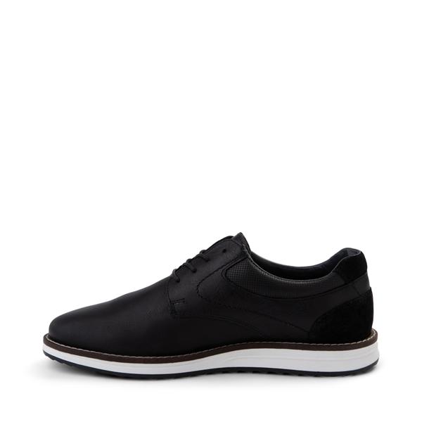 alternate view Mens Crevo Decker Casual Shoe - BlackALT1