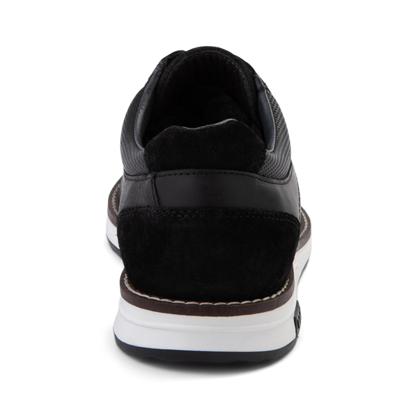 alternate view Mens Crevo Decker Casual Shoe - BlackALT4