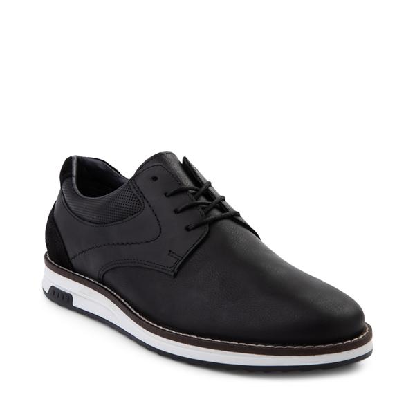 alternate view Mens Crevo Decker Casual Shoe - BlackALT5