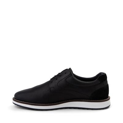 Alternate view of Mens Crevo Decker Casual Shoe - Black
