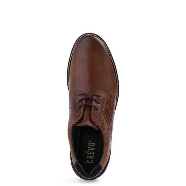 alternate view Mens Crevo Decker Casual Shoe - ChestnutALT2