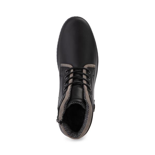 alternate view Mens Crevo Finnegan Boot - BlackALT2