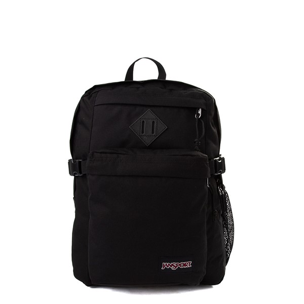 Main view of JanSport Main Campus Backpack - Black