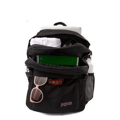 Alternate view of JanSport Main Campus Backpack - Black