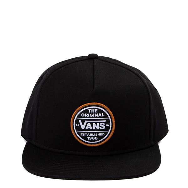 Vans Authentic Original Snapback Cap - Black