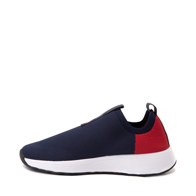 Alternate view of Womens Tommy Hilfiger Aliah Slip On Athletic Shoe - Navy