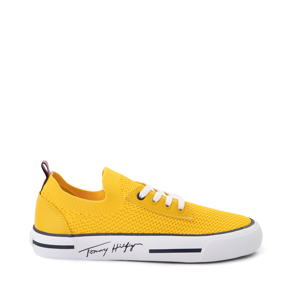 Womens Tommy Hilfiger Gessie Casual Shoe - Yellow