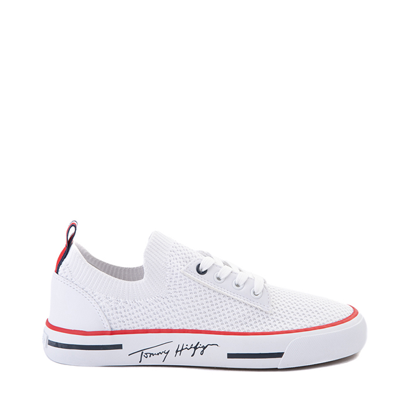 Womens Tommy Hilfiger Gessie Casual Shoe - White