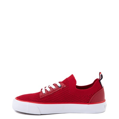 Alternate view of Womens Tommy Hilfiger Gessie Casual Shoe - Red