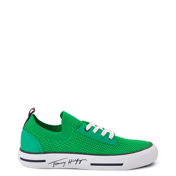 Main view of Womens Tommy Hilfiger Gessie Casual Shoe - Green