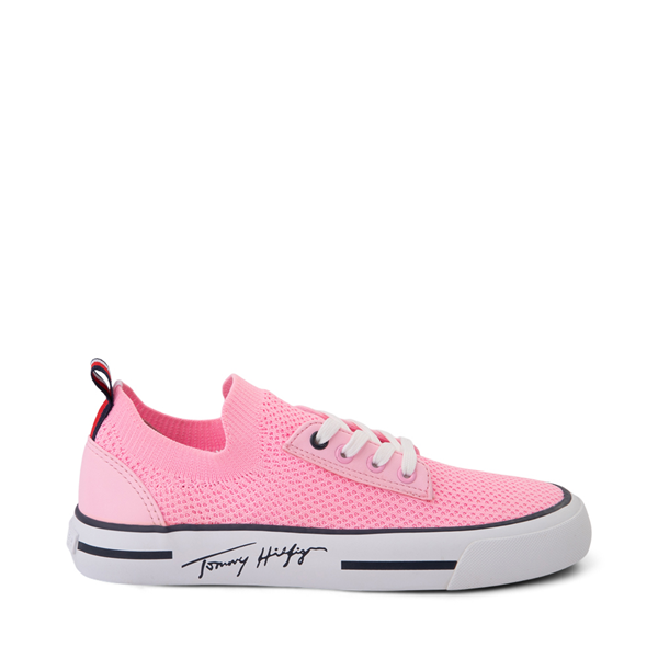 Main view of Womens Tommy Hilfiger Gessie Casual Shoe - Pink