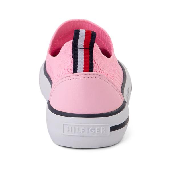alternate view Womens Tommy Hilfiger Gessie Casual Shoe - PinkALT4