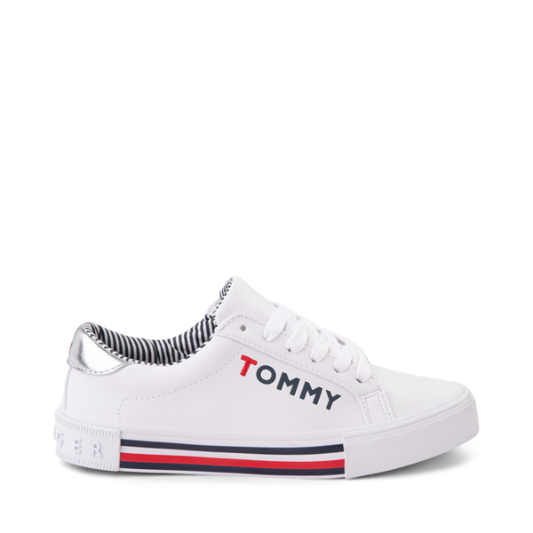 Womens Tommy Hilfiger Kery Casual Shoe - White