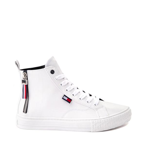 Womens Tommy Hilfiger Merigo Hi Sneaker - White