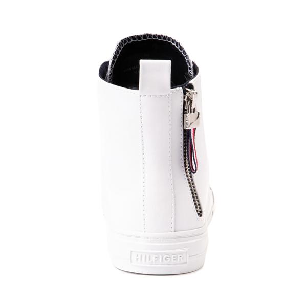 alternate view Womens Tommy Hilfiger Merigo Hi Sneaker - WhiteALT4