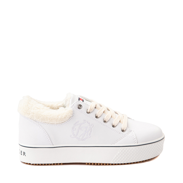 Main view of Womens Tommy Hilfiger Saveri Casual Shoe - White