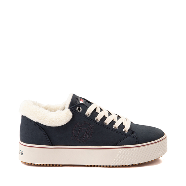 Main view of Womens Tommy Hilfiger Saveri Casual Shoe - Navy